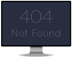 Website Not Found Image