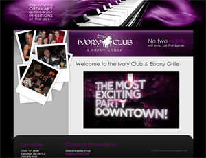 The Ivory Club and Ebony Grille